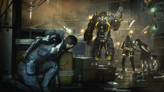 Deus Ex: Mankind Divided screenshot 24
