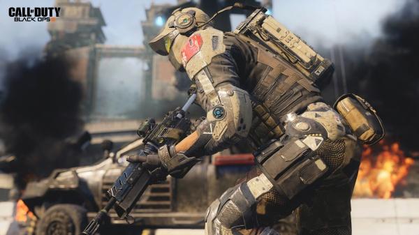 Call of Duty: Black Ops III screenshot 4