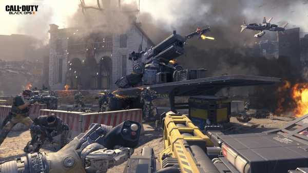 Call of Duty: Black Ops III screenshot 6