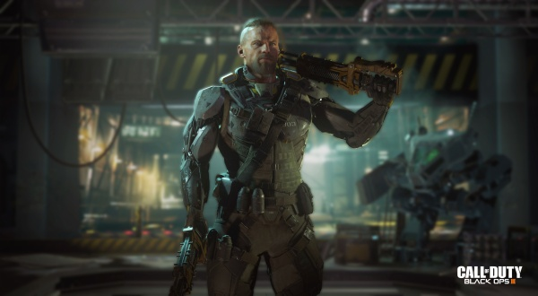 Call of Duty: Black Ops III screenshot 8