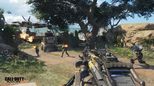 Call of Duty: Black Ops III screenshot 12