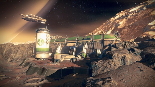 Destiny: House of Wolves screenshot 9