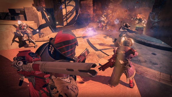 Destiny: House of Wolves screenshot 15
