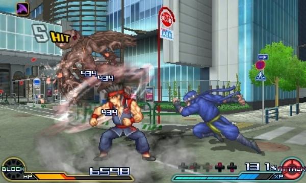 Project X Zone 2 screenshot 1