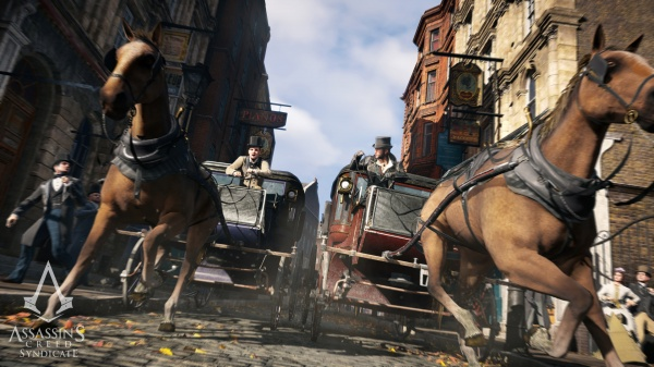Assassin's Creed Syndicate screenshot 3