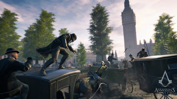 Assassin's Creed Syndicate screenshot 9