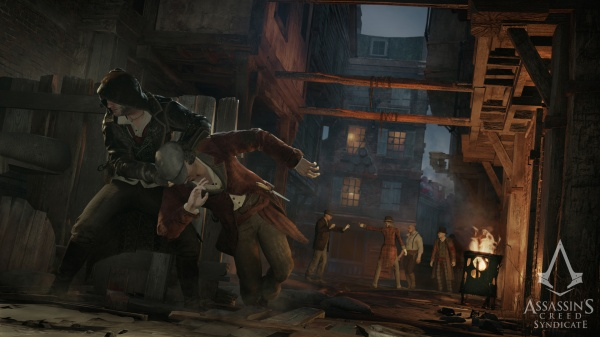 Assassin's Creed Syndicate screenshot 10