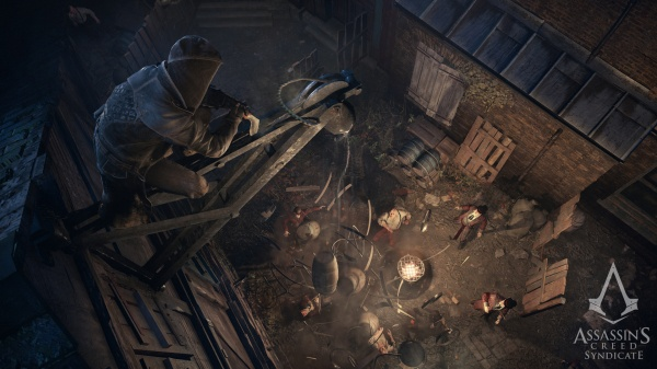 Assassin's Creed Syndicate screenshot 11