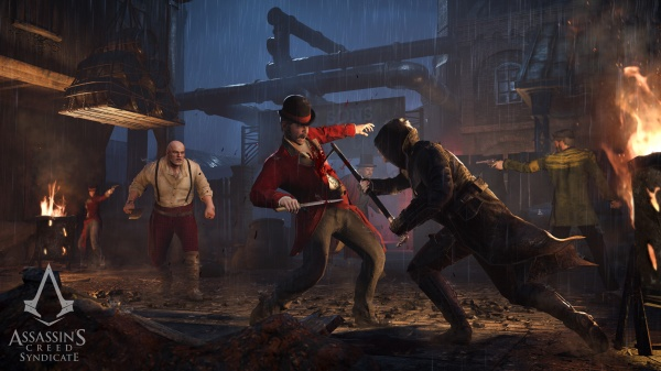 Assassin's Creed Syndicate screenshot 14