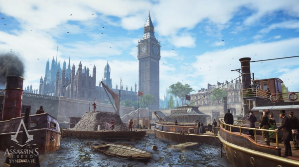 Assassin's Creed Syndicate screenshot 15