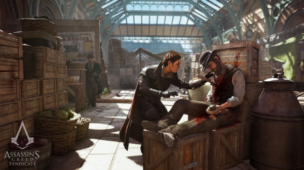 Assassin's Creed Syndicate screenshot 16