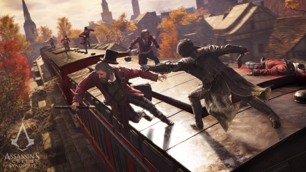 Assassin's Creed Syndicate screenshot 18