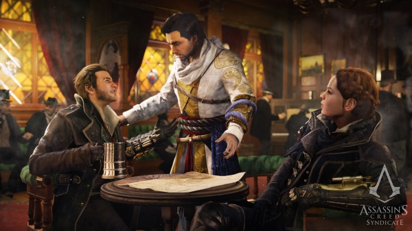 Assassin's Creed Syndicate screenshot 19