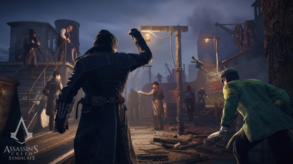 Assassin's Creed Syndicate screenshot 26