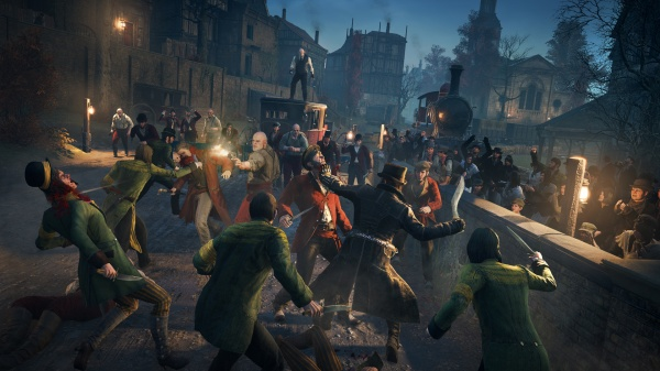 Assassin's Creed Syndicate screenshot 33