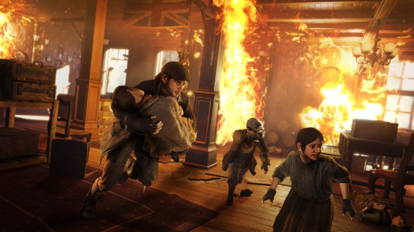 Assassin's Creed Syndicate screenshot 36