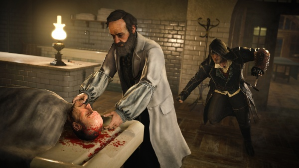 Assassin's Creed Syndicate screenshot 43