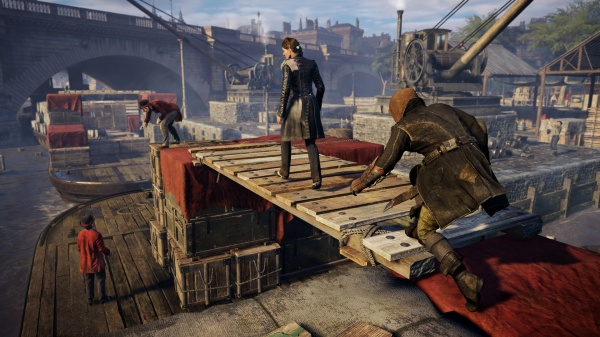 Assassin's Creed Syndicate screenshot 46