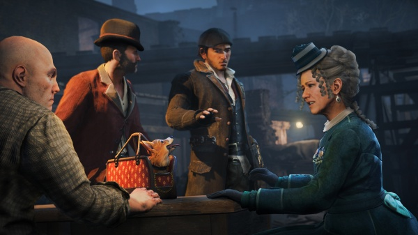 Assassin's Creed Syndicate screenshot 48
