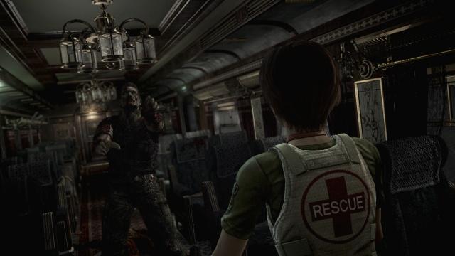 Resident Evil 0 screenshot 13