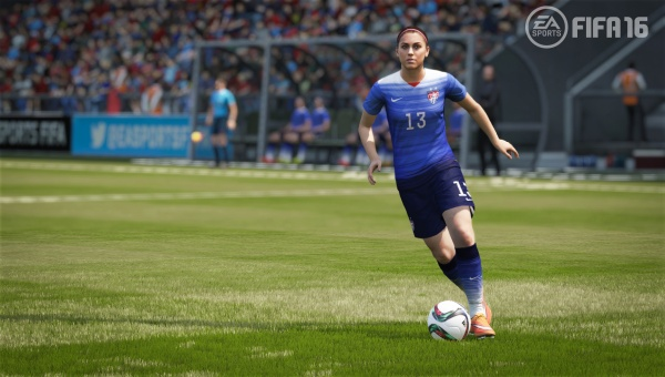 FIFA 16 screenshot 14