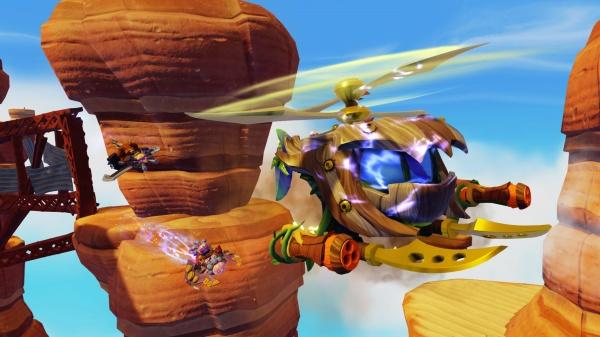 Skylanders SuperChargers screenshot 36