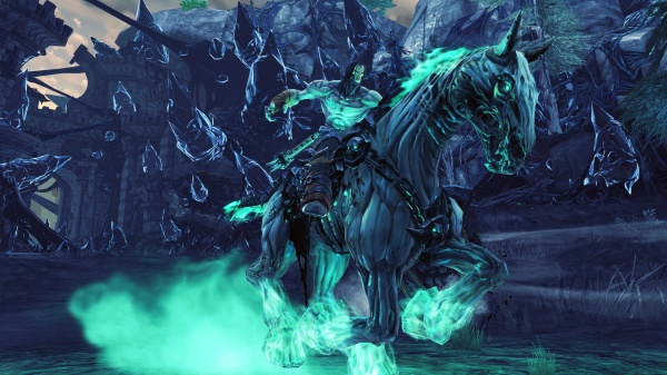 Darksiders 2 Deathinitive Edition screenshot 2