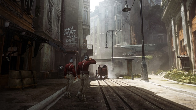 Free Update 1 for Dishonored 2 released