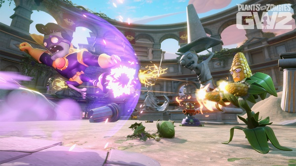 Plants vs. Zombies Garden Warfare 2 screenshot 3
