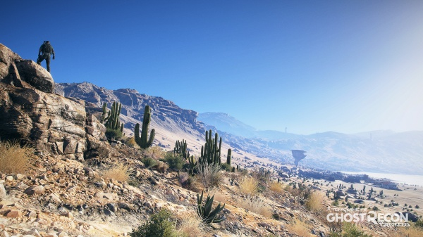 Tom Clancy's Ghost Recon Wildlands screenshot 1