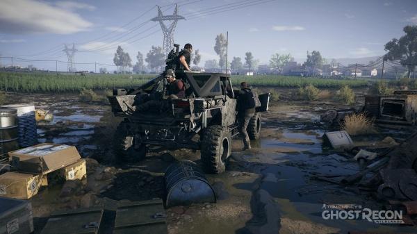 Tom Clancy's Ghost Recon Wildlands screenshot 10