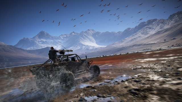 Tom Clancy's Ghost Recon Wildlands screenshot 11