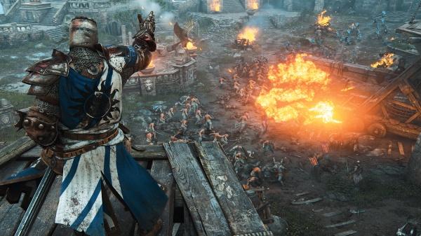 For Honor screenshot 1