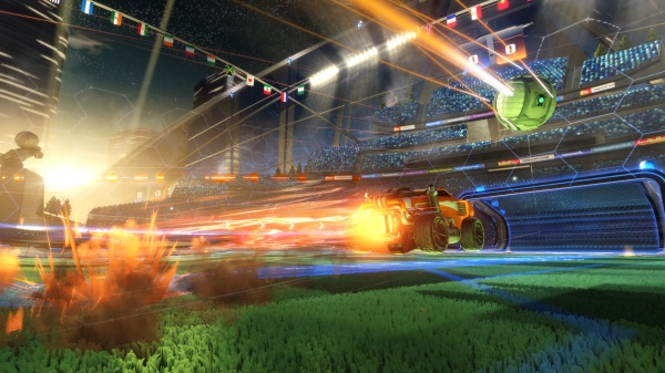 Rocket League screenshot 4