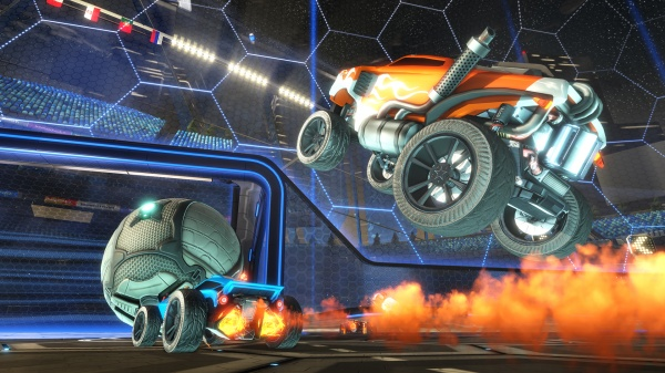 Rocket League screenshot 17