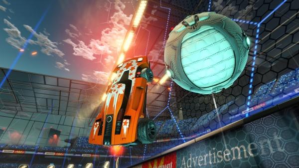 Rocket League screenshot 18