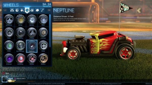 Rocket League screenshot 81