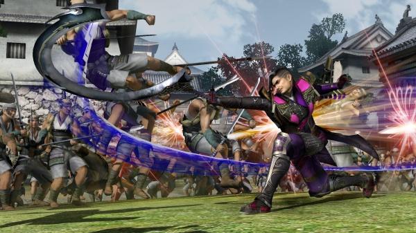 Samurai Warriors 4-II screenshot 2