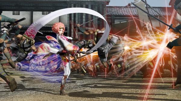 Samurai Warriors 4-II screenshot 6