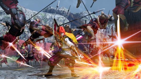 Samurai Warriors 4-II screenshot 9