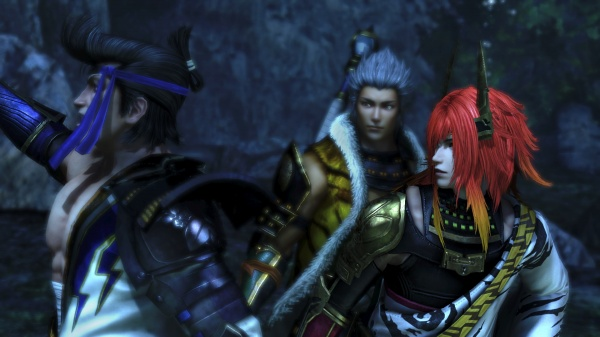 Samurai Warriors 4-II screenshot 12
