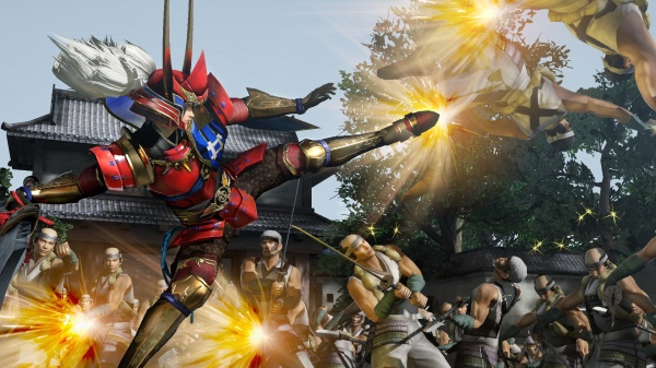 Samurai Warriors 4-II screenshot 13