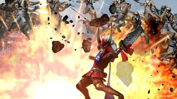 Samurai Warriors 4-II screenshot 14