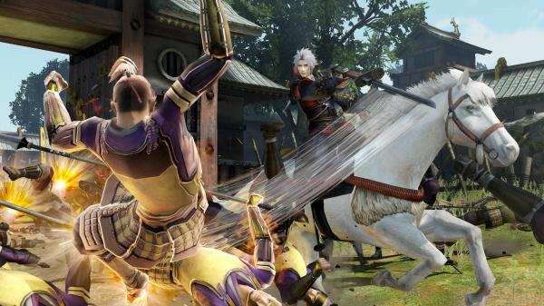 Samurai Warriors 4-II screenshot 17