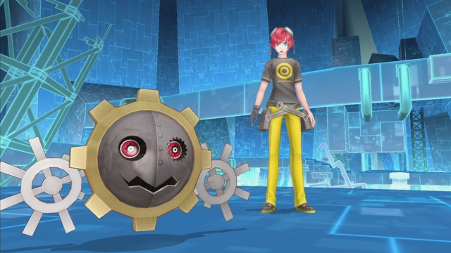 Digimon Story Cyber Sleuth screenshot 10