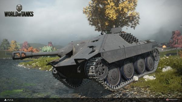 World of Tanks: Mercenaries screenshot 1