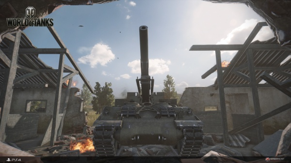 World of Tanks: Mercenaries screenshot 2