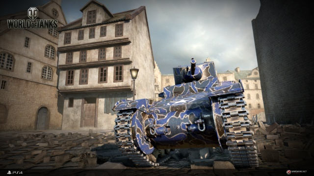 World of Tanks: Mercenaries screenshot 12
