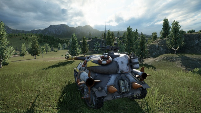 World of Tanks: Mercenaries screenshot 22