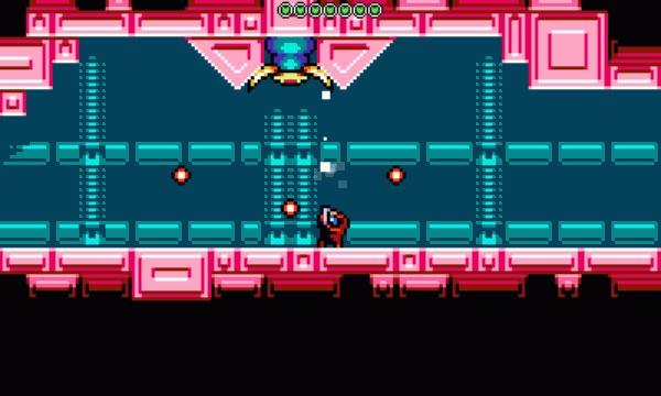 Xeodrifter screenshot 3